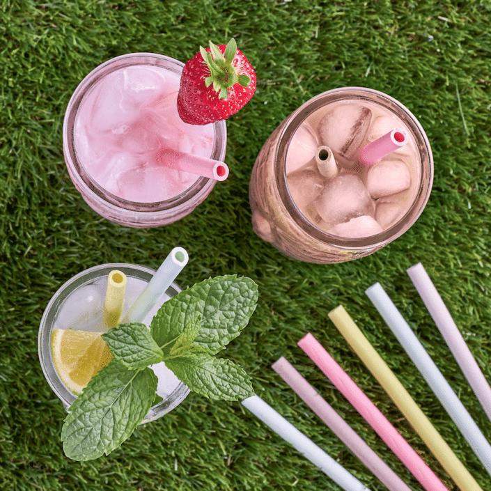 Pailles Sorbos Cocktail