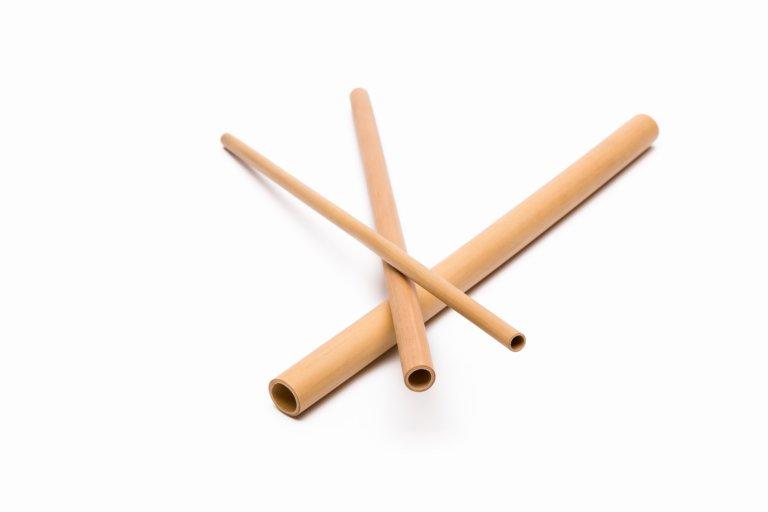 Pailles Bambou 3 diametres naturelles et réutilisables sans plastique